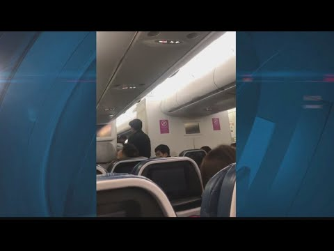 Hawaiian Airlines flight returns to Honolulu due to 2 unruly passengers