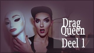 Drag Queen Transformation - How A Man Becomes A Drag Queen