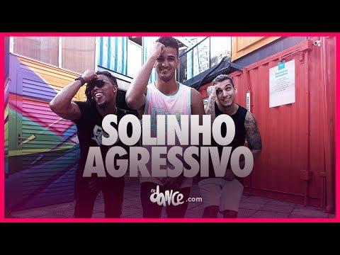 Solinho Agressivo - Anderson E O Vei Da Pisadinha | FitDance TV (Coreografia Oficial)