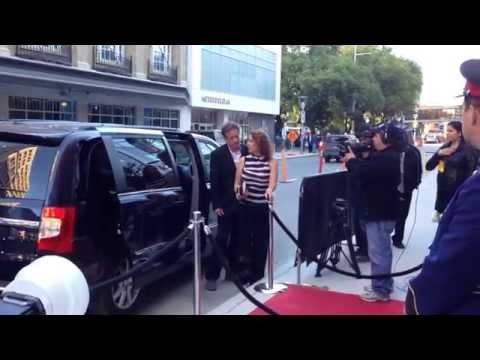 Red Carpet at Aboriginal Music Peoples Choice Awards 2014