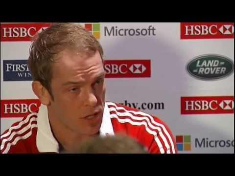 British & Irish Lions coach Warren Gatland: why I dropped Brian O'Driscoll