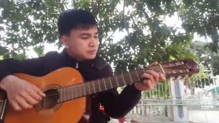 Liên khúc tình cha lòng mẹ guitar