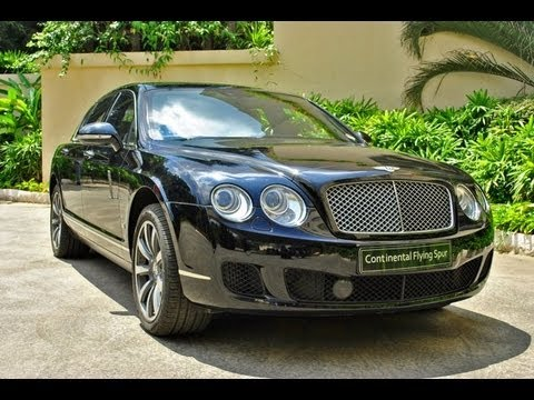 Bentley Continental Flying Spur Series 51 To Launch In 2012 Youtube