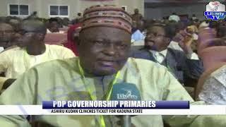 PDP Governorship Primaries: Ashiru Kudan Clinches Ticket For Kaduna State
