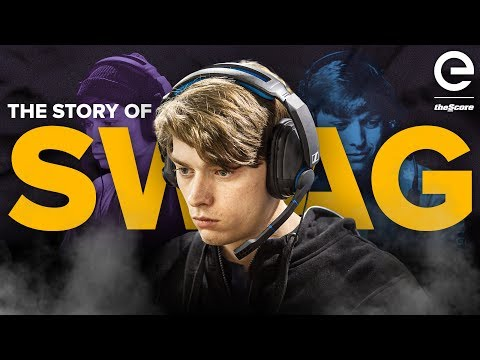 The Story of Swag : A Prodigy Banned (CS:GO)