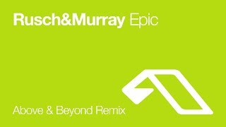 Watch Above  Beyond Epic Above  Beyond Remix video