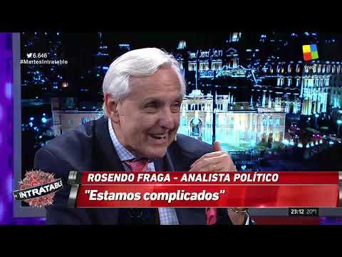Rosendo Fraga: Estamos complicados