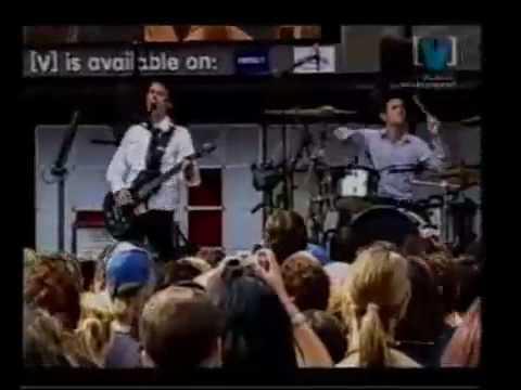 Muse - Stockholm Syndrome (Channel V)
