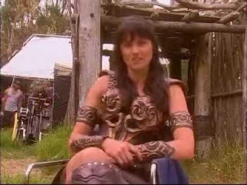 Xena Warrior Princess-...