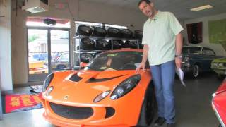 2006 Lotus Exige SC for sale at with test drive, driving sounds, and walk through video