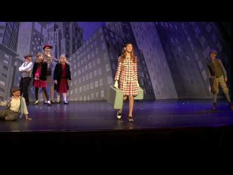 Star To Be, NYC | Annie Musical - Sara Mahaffey 12yr