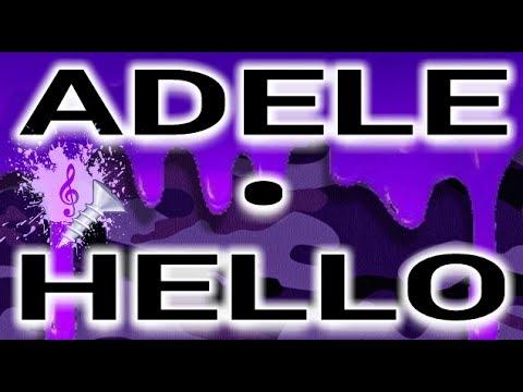 Adele  Hello Slowed Down Screwed & Chopped Remix   Dj Slowjah