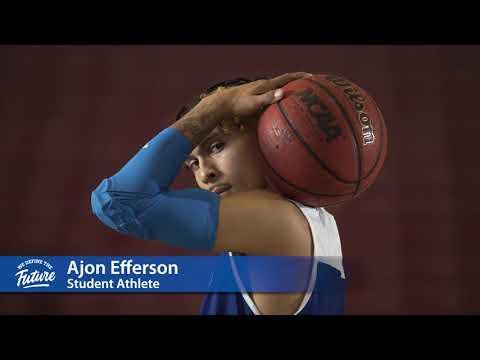 CSUSB Coyote Student Athlete Spotlight – Ajon Efferson