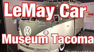 LeMay: American Car Museum Tacoma Washington (part 2)