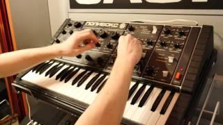 Поливокс - крутой советский синтезатор