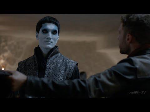 Фитц одурачивает Касиуса для освобождения Джеммы | Агенты Щ.И.Т. (5 сезон 6 серия)