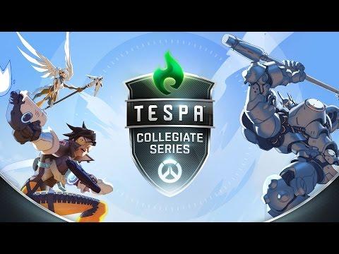 University of Delaware vs Rutgers University – Tespa Collegiate Series: Overwatch Week 5