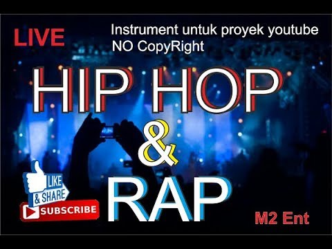 HIP HOP & RAP  Instrument NO COPY RIGHT 100%