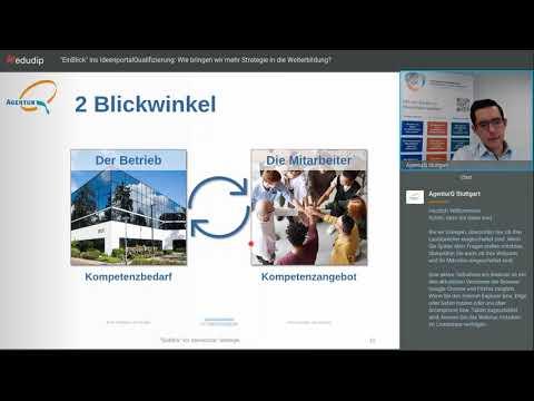 Webinar Ideenportal Qualifizierung EinBlick Strategie