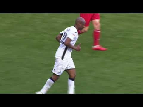 Swansea City v Nottingham Forest highlights