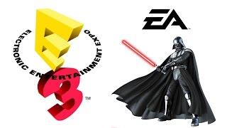 Конференция Electronic Arts[E3 - русские комментарии]