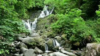 Free Hd Moving Backgrounds  Cascaded Waterfalls