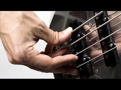 Download Youtube: Basso elettrico per chi inizia: la mano destra
