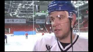 видео Александр ПОБЕДОНОСЦЕВ, игрок сборной Украины по хоккею. Веб-конференции на СПОРТ.UA