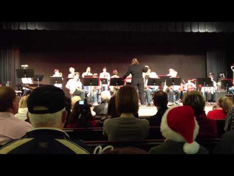 Jingle Bell Rock - 2011-2012 KMS Jazz Band Winter Concert