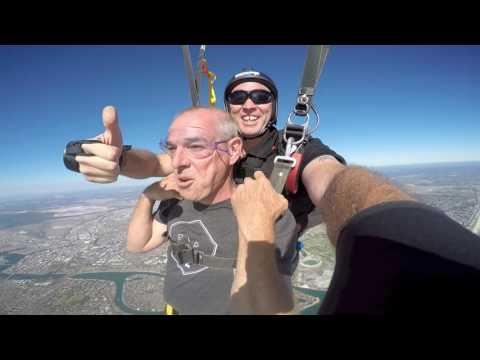 David Frost at Coastal Skydive