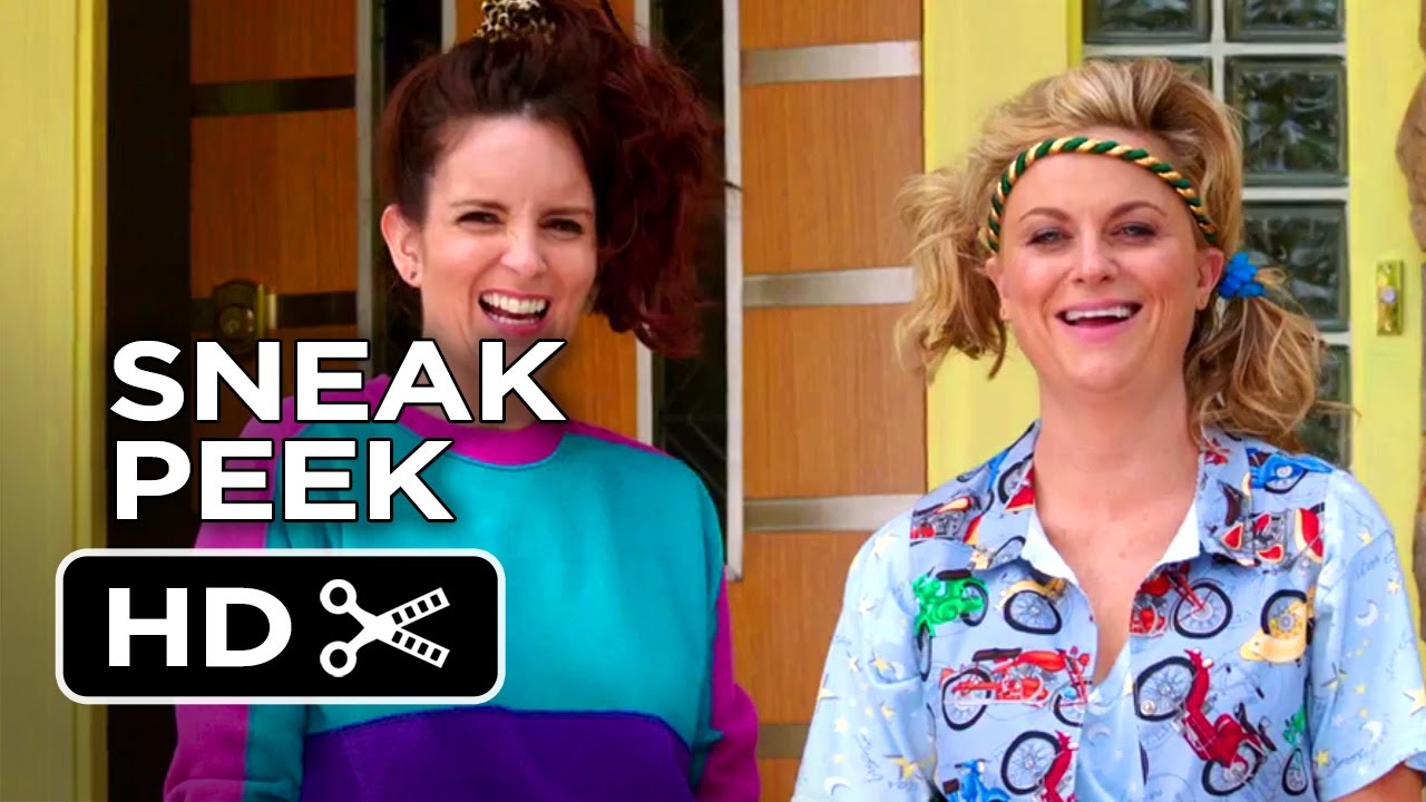 Amy Poehler and Tina Feys New Movie Trailer Is SO Funny