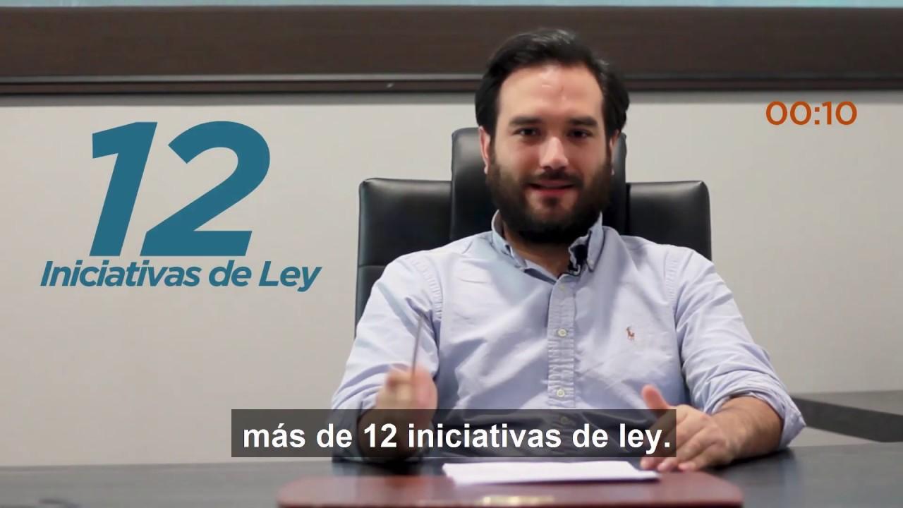 Gabriel Silva - Resumen del primer año de gestión
