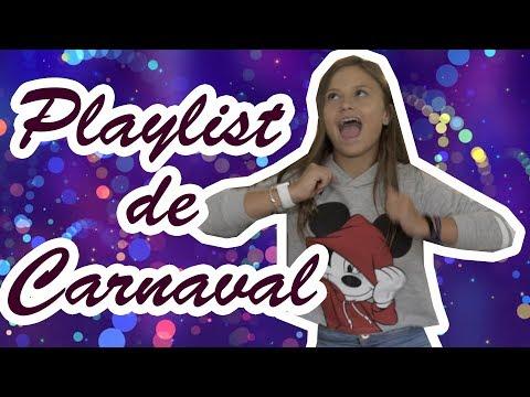 PLAYLIST DE CARNAVAL  RAFA GOMES