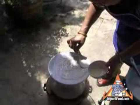 How To Make Fresh Wide Rice Noodles