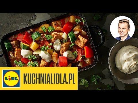 Pikantne Leczo Ze Schabem I Cukinią Karol Okrasa Przepisy Kuchni Lidla