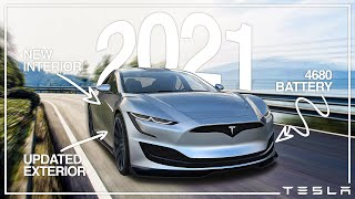The 2021 Tesla Model S & X Are Coming..