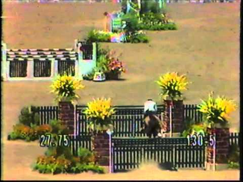 1984 Olympic Games   Equestrian Team Show Jumping