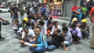Fifty illegal immigrants rounded up in KL