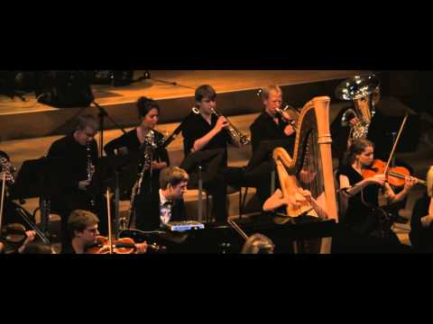 Ólafur Arnalds -- Gleypa okkur (Live with full orchestra at Bridgewater Hall)