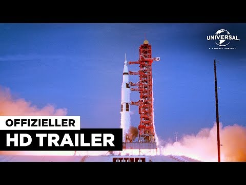 Apollo 11 - Trailer HD deutsch / german - Trailer FSK 0