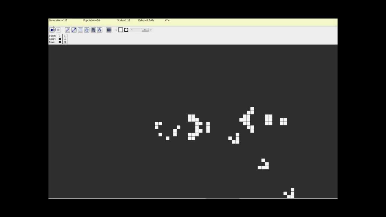 Conway's Game Of Life Patterns New Inspiration Ideas
