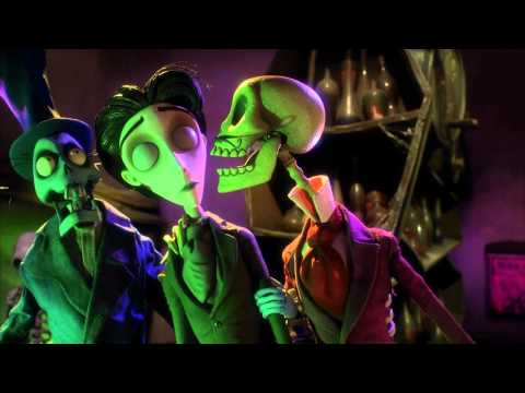 Tim Burtons Corpse Bride main song  Remains of the Day