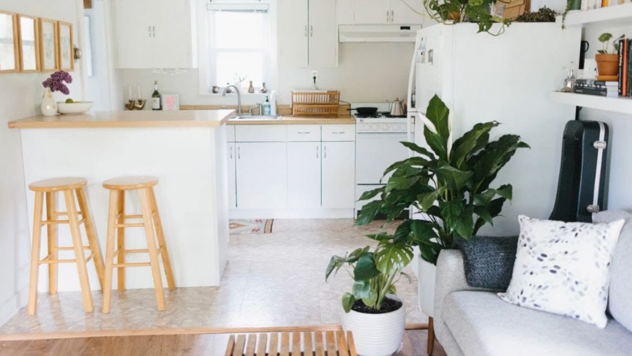 🍍 Interior Design | Simple Life In A Small Cottage