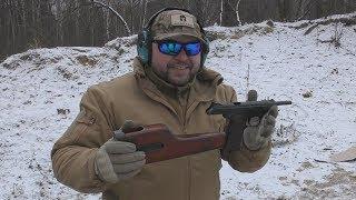 Автоматический Пистолет Стечкина (АПС) * Стрельба с Рук ОДИНОЧКОЙ и ОЧЕРЕДЯМИ