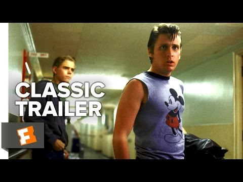 The Outsiders (1983) Official Trailer - Matt Dillon, Tom Cruise Movie HD