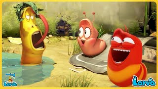 Download lagu LARVA - EARTHQUAKE 🍨 LARVA Cartoons - Comics - Official 🍚 LARVA Full Episodes 🥟 Cartoon Comedy 2020