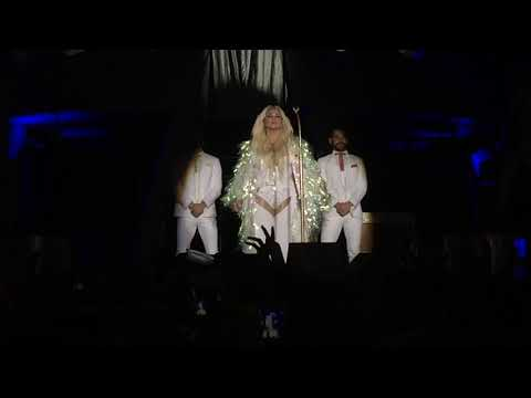 Kesha at 8035 Festival July 7, 2018