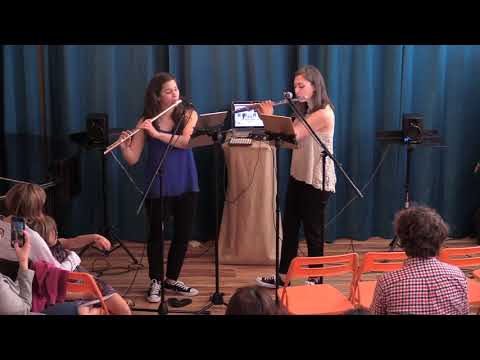 Siroko Duo at Little Mission Studio: 10.29.2017