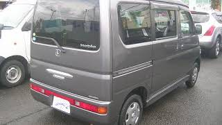 バモス ホビオ プロ GBD-HJ1 中古車