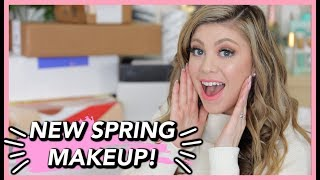 HUGE PR UNBOXING HAUL! | WHAT'S NEW AT SEPHORA & ULTA!